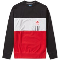Adidas Id96 Crew Sweat Multi