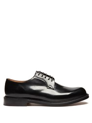 Church's Shannon Leather Derby Shoes Black