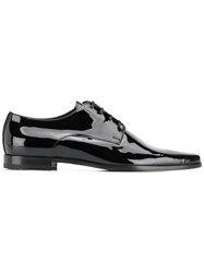 Dsquared2 Patent Leather Shoes Black