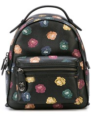 Coach Campus Small Backpack Black