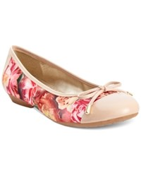 Karen Scott Rylee Flats Only At Macy's Women's Shoes Floral