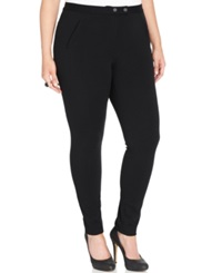 Style And Co. Plus Size Ponte Knit Skinny Pants