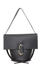 Zac Posen Belay Shoulder Bag Black