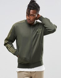 Adidas Originals Track Jacket B10720 Green