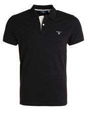 Gant Polo Shirt Black