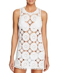 Lovers Friends And Dynasty Dress Swim Cover Up Creme