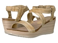 Cordani Sammie Beige Women's Wedge Shoes