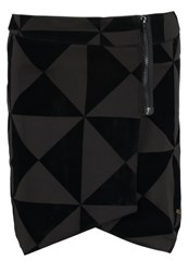 Smash Galicia Pencil Skirt Black