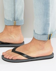 O'neill Friction Flip Flops Gray