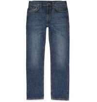Hugo Boss Maine Straight Leg Denim Jeans Blue