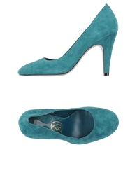 Ash Pumps Emerald Green