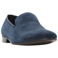 Dune Riverview Slipper Shoe Navy