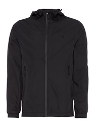 Army And Navy Blake Waterproof Jacket Black