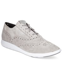 Cole Haan Grand Tour Oxford Sneakers Women's Shoes Gray