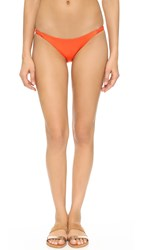 Luli Fama Kiss The Wave Double Braid Bikini Bottoms Caliente