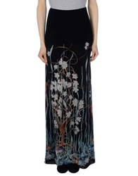 Philosophy Di Alberta Ferretti Long Skirts Black