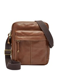 Fossil Defender City Bag Brown