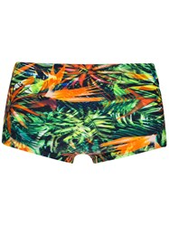 Lygia And Nanny Printed Swim Trunks Polyamide Spandex Elastane