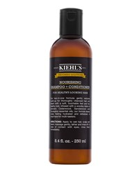 Kiehl's Healthy Hair Scalp Shampoo Conditioner 250 Ml