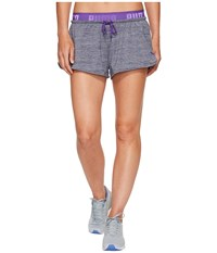Puma Transition Drapey Shorts Royal Purple Women's Shorts