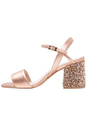Bronx Sandals Rosegold Rose Gold