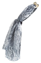 Cara Accessories Cara 'Shangela' Head Wrap Gray