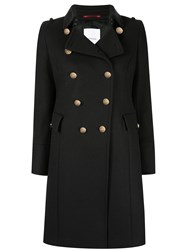 Loveless Fitted Double Breasted Coat 60