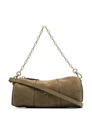 Manu Atelier Mini Cylinder Shoulder Bag 60