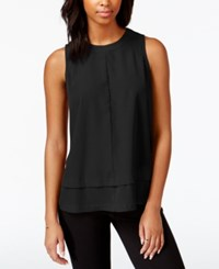 Maison Jules Sleeveless Layered Top Only At Macy's