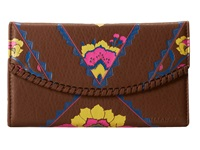 Billabong Small City Vibes Wallet Desert Brown Wallet Handbags