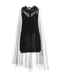 Loyd Ford Dresses Short Dresses Black