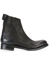 The Last Conspiracy Low Black Boots