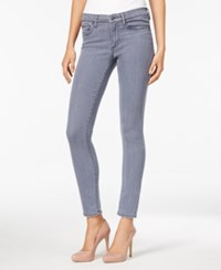 Buffalo David Bitton Faith Pewter Wash Skinny Jeans