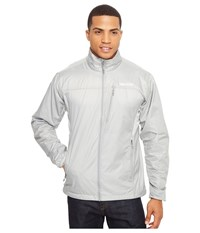 Marmot Ether Driclime Jacket Bright Steel Men's Coat White