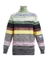 Sportmax Rive Sweater Green Multi