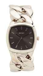 Dkny Chanin Watch Stainless Steel