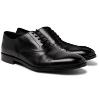 Paul Smith Brent Leather Oxford Shoes Black