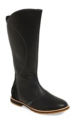 Women's Ahnu 'Helena' Leather Boot New Black
