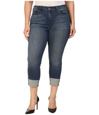Nydj Plus Size Lorena Boyfrined Jeans In Montpellier Montpellier Women's Jeans Blue