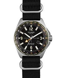 Filson The Journeyman Nylon Strap Watch 43Mm
