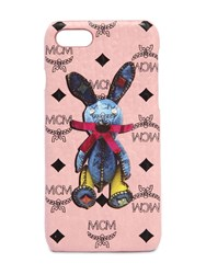 Mcm Iphone 7 Cover Pink