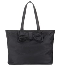 Prada Fabric Tote Black