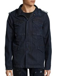 Prps Super Tuesday Jacket Indigo