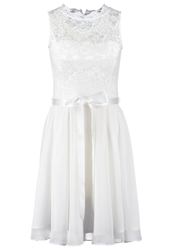 Swing Cocktail Dress Party Dress White