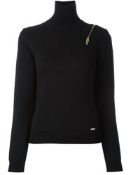 Dsquared2 Turtle Neck Sweater Black