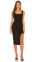 N Philanthropy Key Dress In Black. Black Cat