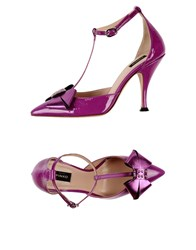 Pinko Pumps Purple
