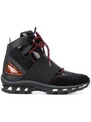 Givenchy Trail Boot Sneakers Black