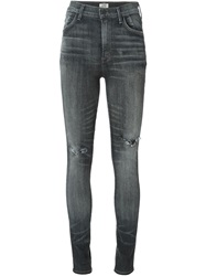 Citizens Of Humanity Stone Washed Jeans Grey