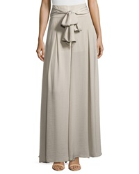 Philosophy Belted Palazzo Pants Spring Sage